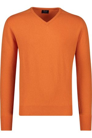 William Lockie Heren Pullovers - Pullover v-hals