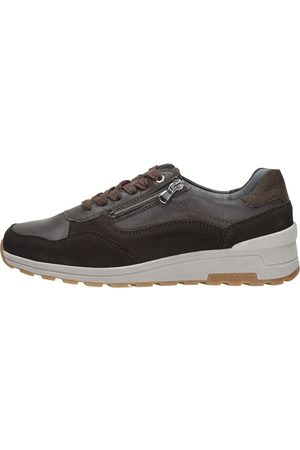 Waldläufer Heren Lage schoenen - H-etienne - Donkerbruin