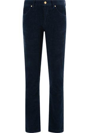Pt, Heren Pantalons - 05 5-Pocket Heren Navy Corduroy