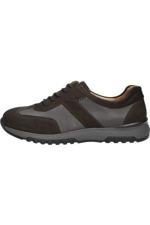 Waldläufer Heren Lage schoenen - Klaas - Donkerbruin