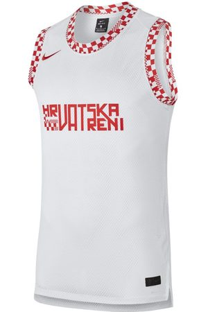 Nike Croatia Basketbaltop voor heren