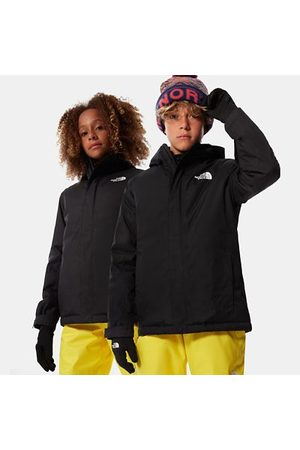 The North Face The North Face Inritsbare Snow Quest-jas Voor Jongeren Tnf Black/tnf White Größe L Unisex