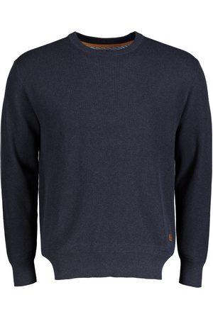 Jac Hensen Pullover - Modern Fit -donkerblauw