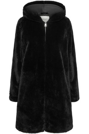 Only Dames Bontjassen - Long Faux Fur Jacket Dames