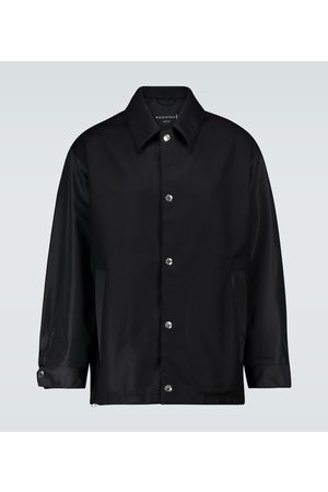 MACKINTOSH Cadder tech nylon jacket