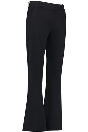 Studio Anneloes Pantalon flair bonded 02309