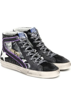 Golden Goose Dames Sneakers - Slide leather sneakers