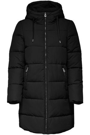 Only Long Puffer Jacket Dames