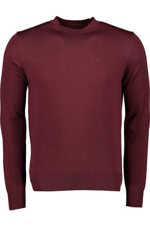 Nils Heren Pullovers - Pullover - Slim Fit - Bordeaux