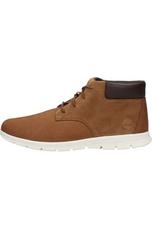 Timberland Graydon Leather Chukka - Cognac