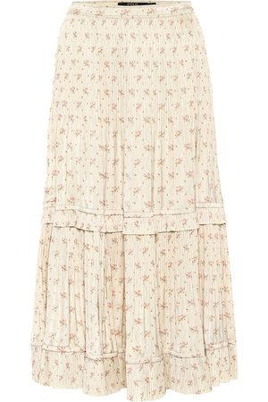 Polo Ralph Lauren Floral midi skirt