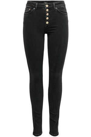 Only Onlbobby Life Mid Skinny Fit Jeans Dames