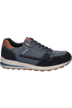 Mephisto Heren Veterschoenen - Bradley Velsport Blue