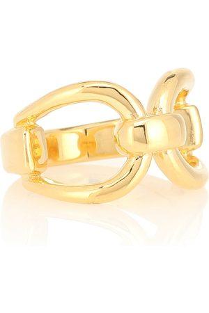 Sophie Buhai Dames Ringen - Horsebit 18kt -vermeil ring