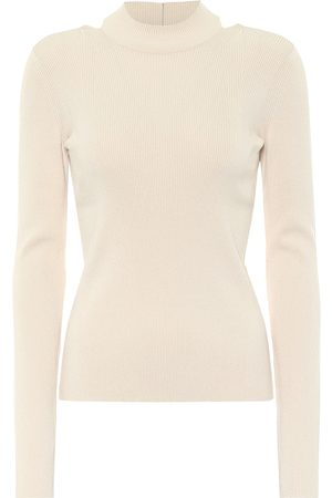 Helmut Lang Dames Sweaters - Ribbed-knit sweater
