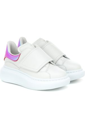 Alexander McQueen Meisjes Sneakers - Leather sneakers