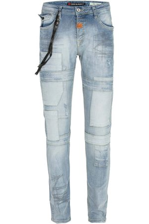 Cipo & Baxx Jeans 'Patched