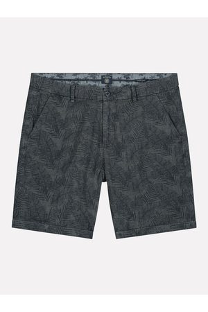 Dstrezzed Heren Shorts - Chino shorts linen chambray o 515214/649