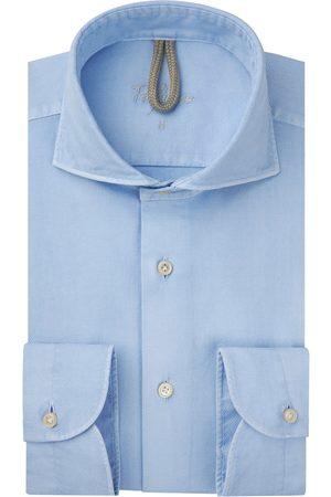 Profuomo Overhemd Heren Garment Dye Katoen