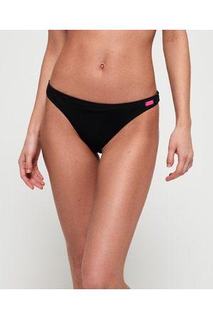 Superdry Ombre Knot Crop bikinibroekje