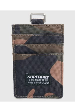 Superdry Fabric kaarthouder