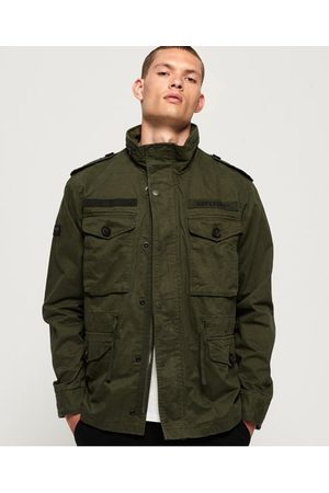 Superdry Rookie Field jack