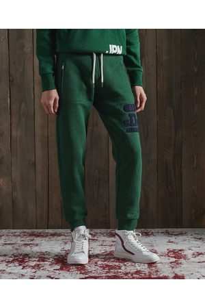 Superdry Track & Field joggingbroek met borduursel