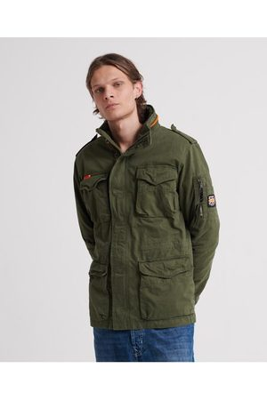 Superdry Classic Rookie Pocket jas