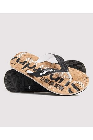Superdry Kurken teenslippers