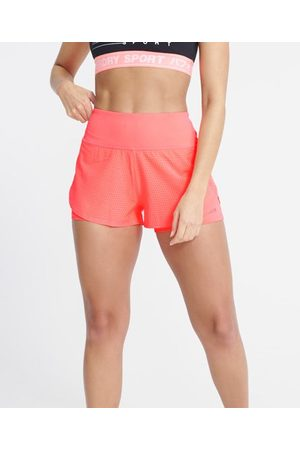 Superdry Dubbellaagse Training Lightweight short