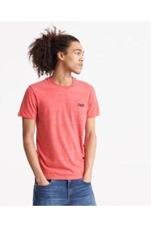 Superdry Geborduurd Orange Label Vintage T-shirt