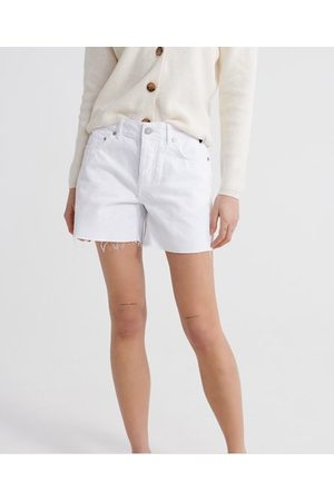Superdry Middellange denim short