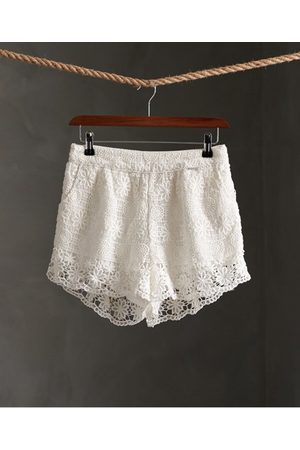Superdry Morgan Lace short