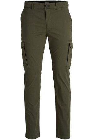 Jack & Jones Marco Pratt Cargo Broek Heren Green