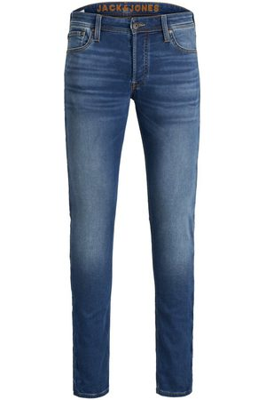 Jack & Jones Glenn Original Ge 006 Indigo Knit Slim Fit Jeans Heren
