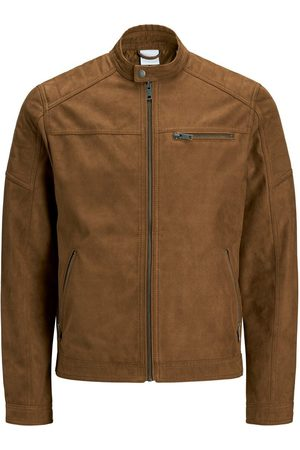 Jack & Jones Faux Leren Jas Heren