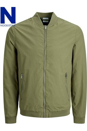 Jack & Jones Bomber Jas Heren Green