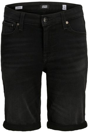 Jack & Jones Jongens Indigo Knit Denim Short Heren