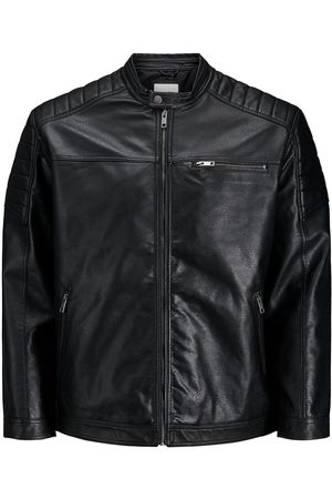Jack & Jones Biker Plus Size Jas Heren