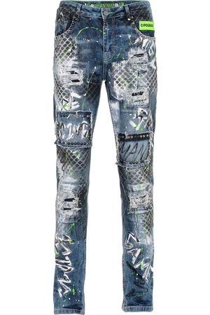 Cipo & Baxx Jeans 'GAME ON