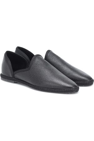 The Row Friulane leather shoes