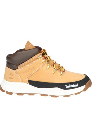 Timberland Heren Laarzen - Brooklyn Euro Sprint Wheat