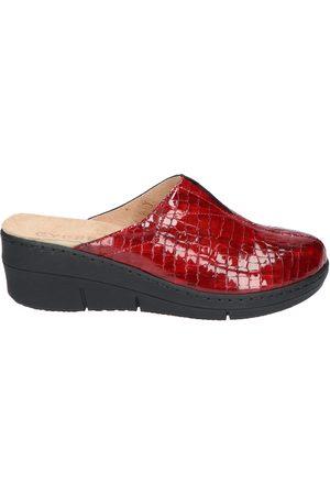 Cypres Dames Pantoffels - Lova Rosso Codar