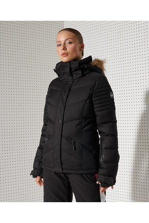 Superdry Dames Puffer jackets - Sport Snow Luxe pufferjas
