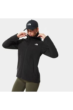 The North Face The North Face Shelbe Raschel-jas Voor Dames Tnf Black Größe L
