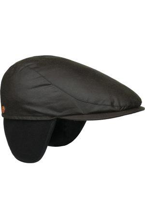 Mayser Matteo Plus Waxed Cotton Flatcap by