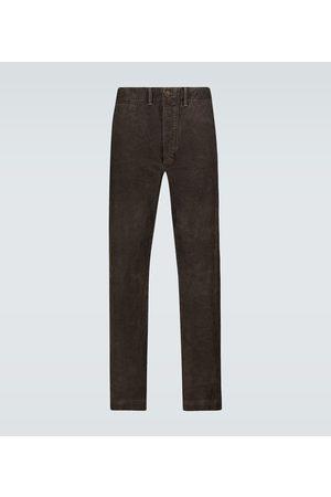 RRL Straight-fit corduroy pants