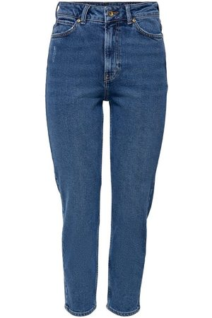 Only Dames Straight - Jdykaja Life High Ankle Straight Fit Jeans Dames