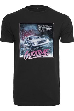 Mister Tee Shirt ' Back To The Future Outatime