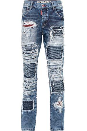 Cipo & Baxx Heren Straight - Jeans